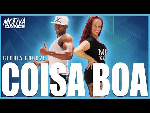 Coisa Boa - Gloria Groove  Motiva Dance Coreografia