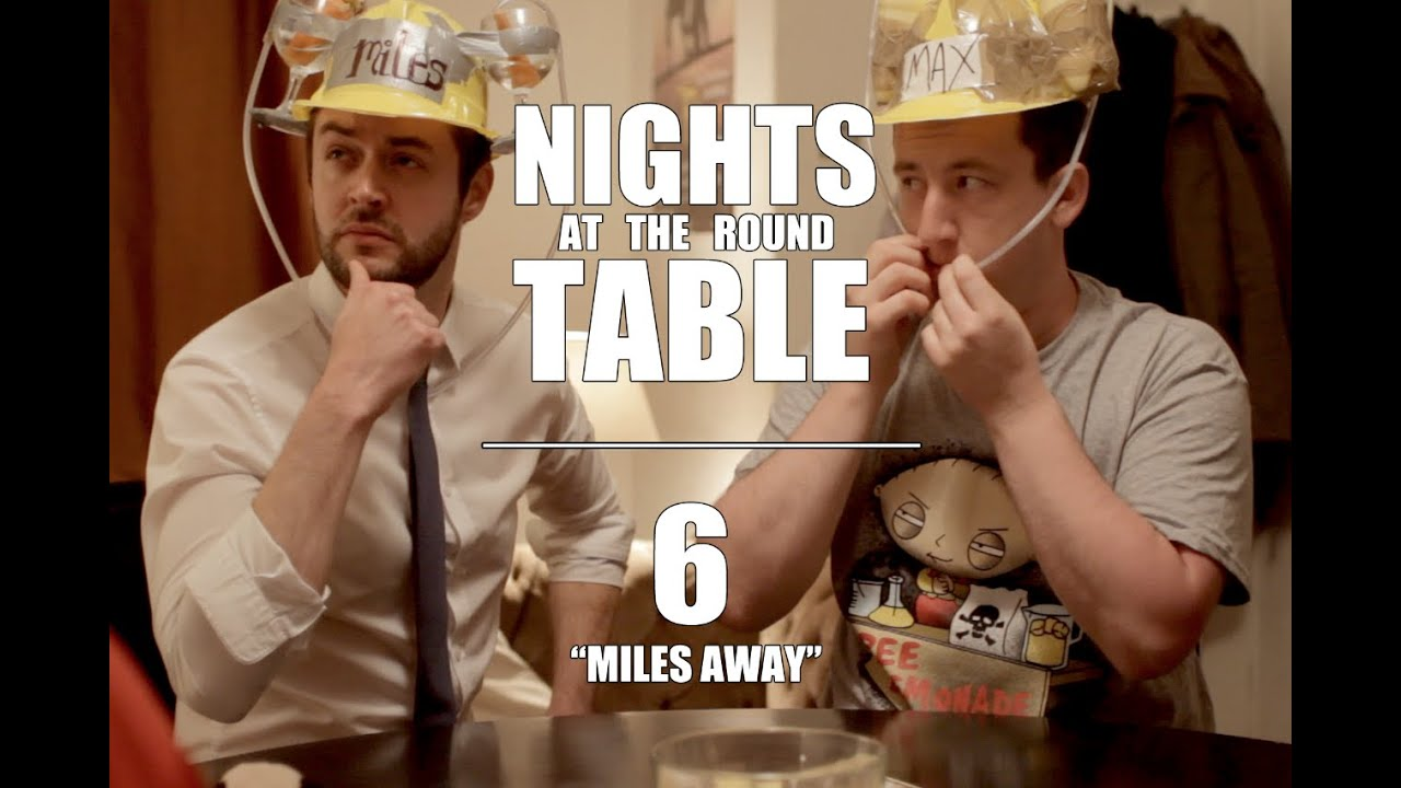 Dungeons and Dragons Comedy - Nights At The Round Table episode 6