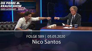 Pierre M. Krause Show vom 05.05.2020 mit Nico Santos