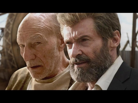 Hugh Jackman on That Logan Ending - SPOILERS!