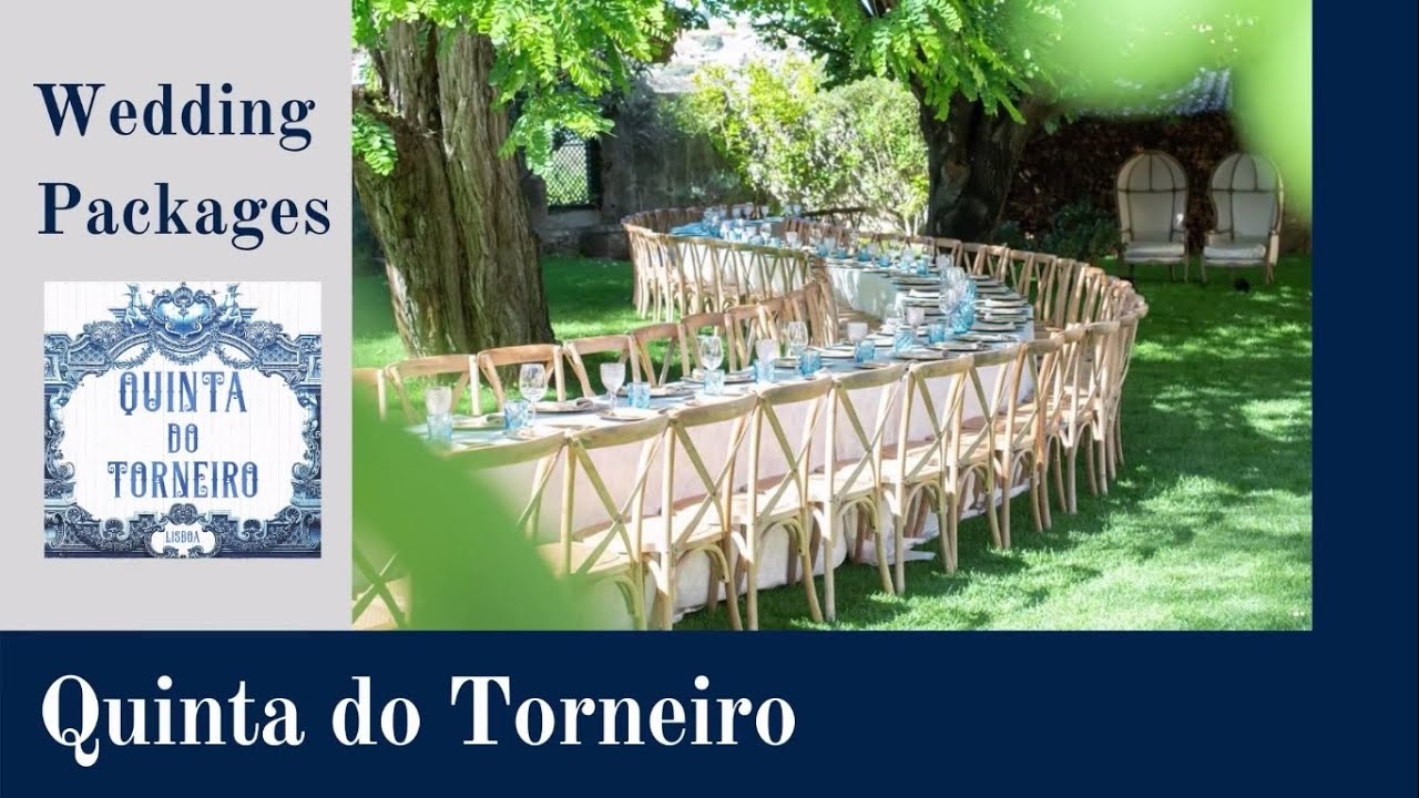 Quinta do Torneiro - Wedding Packages