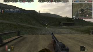 Battlefield 1942: The Road to Rome walkthrough - Monte Santa Croce