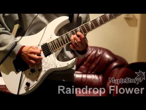 MapleStory - Raindrop Flower (guitar cover)