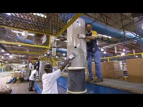A. O. Smith Water Heaters   See How They're Made