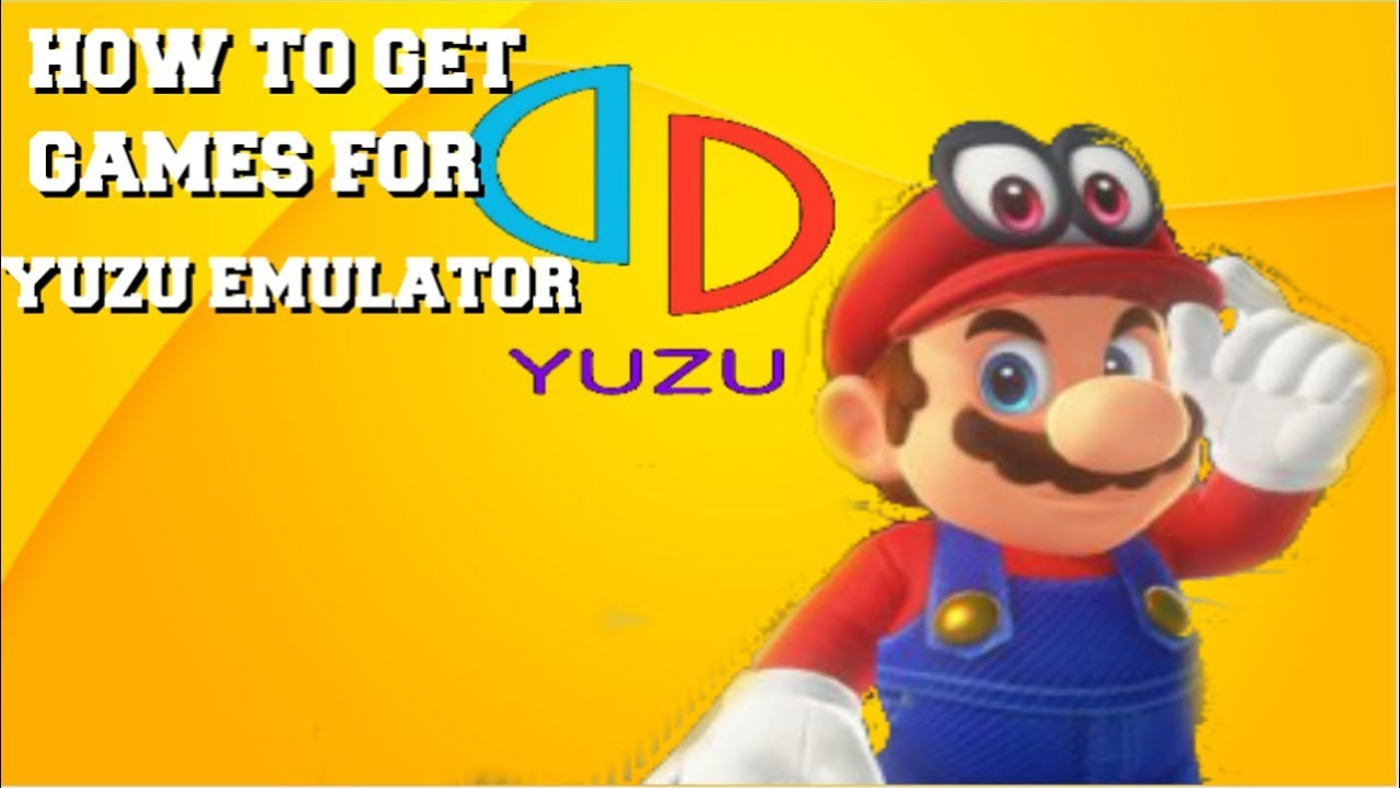 HOW TO GET GAMES FOR THE YUZU EMULATOR XCI AND NSP FILES TUTORIAL (WHERE TO  DOWNLOAD SWITCH XCI)