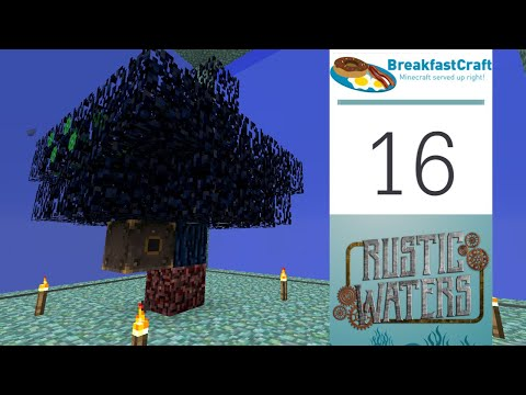 16 | Rustic Waters - Ember Machinations and Lava | 1.12.2 Modded Minecraft | Breakfastcraft