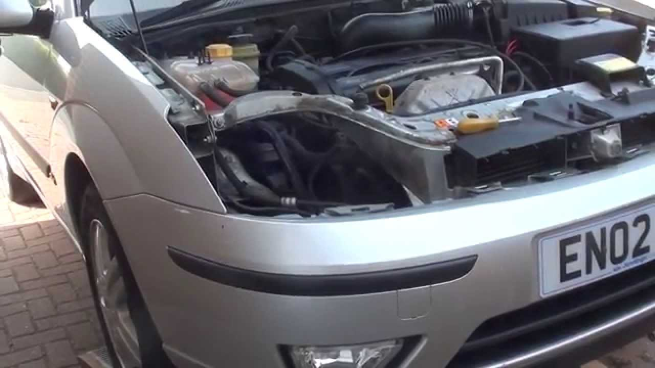 Ford Focus Headlight Removal Guide Simple Diy