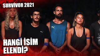 SURVİVOR'A VEDA EDEN İSİM!   Survivor 2021