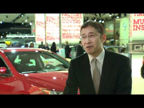 Speaking With Toyota Canada's New Leader