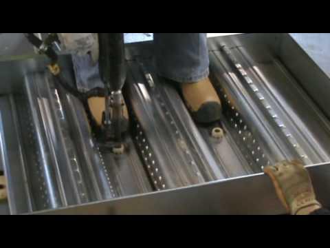 Steel Decking Metal Decking Stud Welding Prodeck Fixing