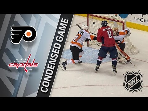Philadelphia Flyers vs Washington Capitals – Jan. 31, 2018 | Game Highlights | NHL 2017/18. Обзор