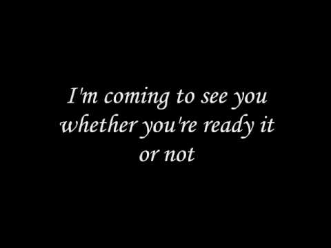 Darren Hayes - Like It Or Not (With Lyrics)