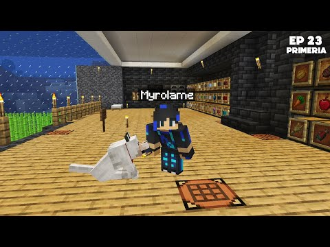 J'ai trouvé la BASE de la MAFIA ! - Episode 23 Primeria S3 - Minecraft Survie 1.17