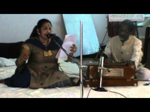 Malayalam Folk Song By- Usha Rani madam