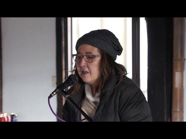 鷲見純子[今日の反核反戦展2018:リレートーク]