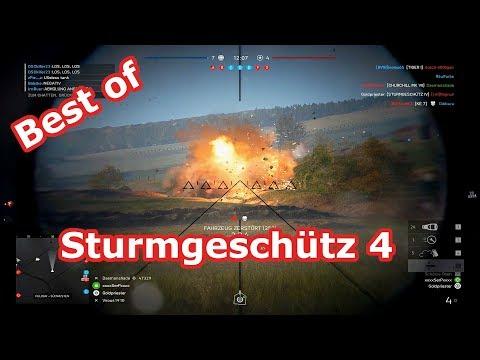 BF5: Best of Random Moments - Sturmgeschütz 4 Gameplay (Battlefield 5) thumbnail