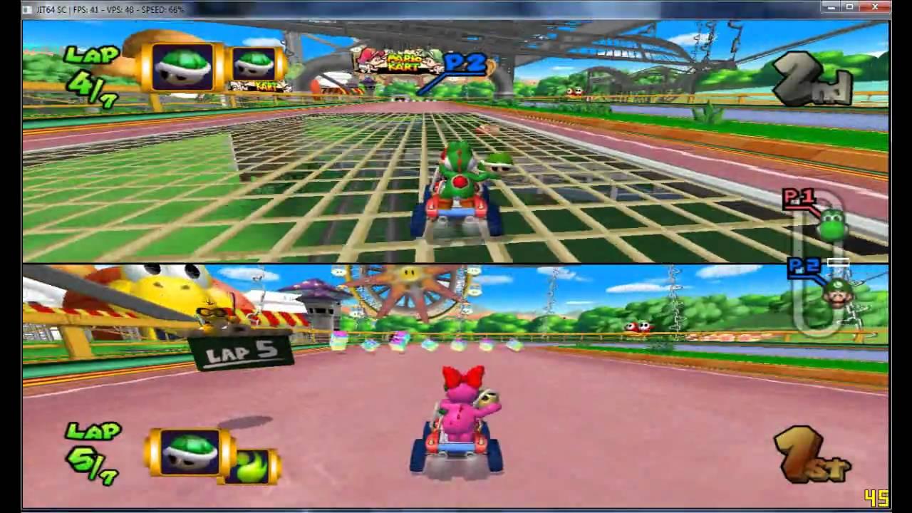 Netplay on Dolphin Wii/GC Emulator 720p HD (nosound 97 & RDilus)