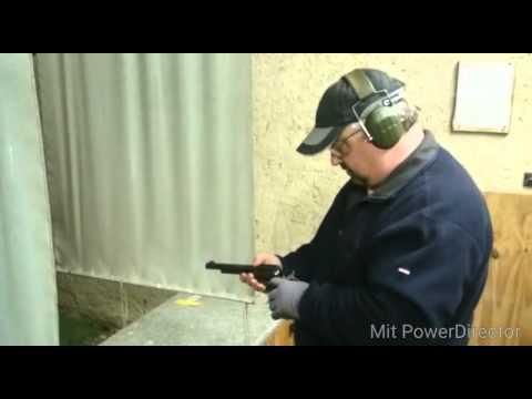 Norbert Baumbach JP Sauer & Sohn 44 Magnum SIX SHOOTER