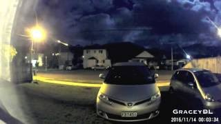 New Zealand Earthquake - November 14, 2016