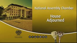 Plenary, National Assembly, 10 September 2019
