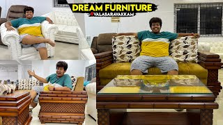 Furniture in Affordable Cost in CHENNAI - Dream furniture - Irfan's View