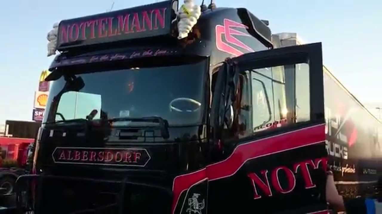 Nottelmann Volvo -Soundcheck - YouTube