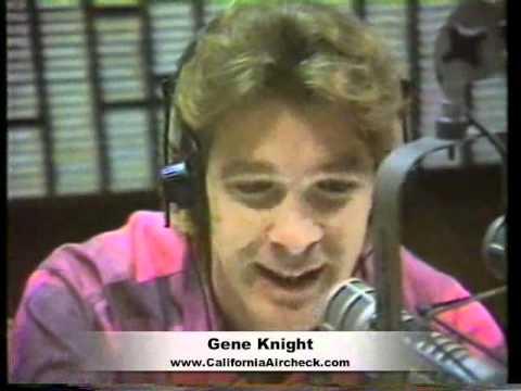 Gene Knight B100 San Diego Radio