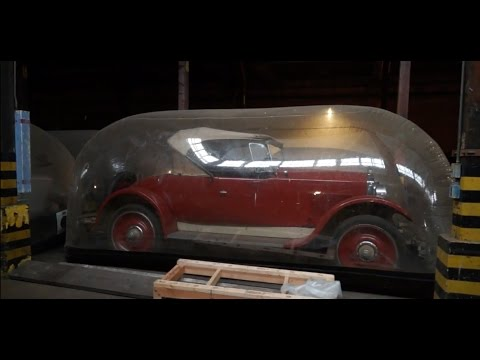 USA, Detroit Bubble Car Collection: Classic Restos Series 32