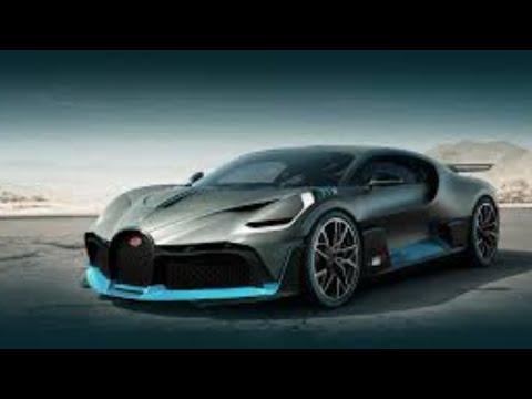 Bugatti Divo vs lamborghini Aventador SVJ reveal