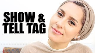 Zoella's YOUTUBE SHOW & TELL TAG!