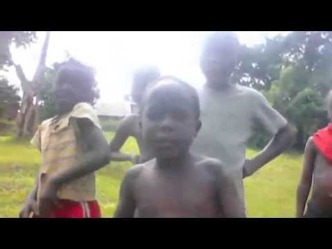 Ghetto kids Rapping from  slum of KAWEMPE, holy street eem cee