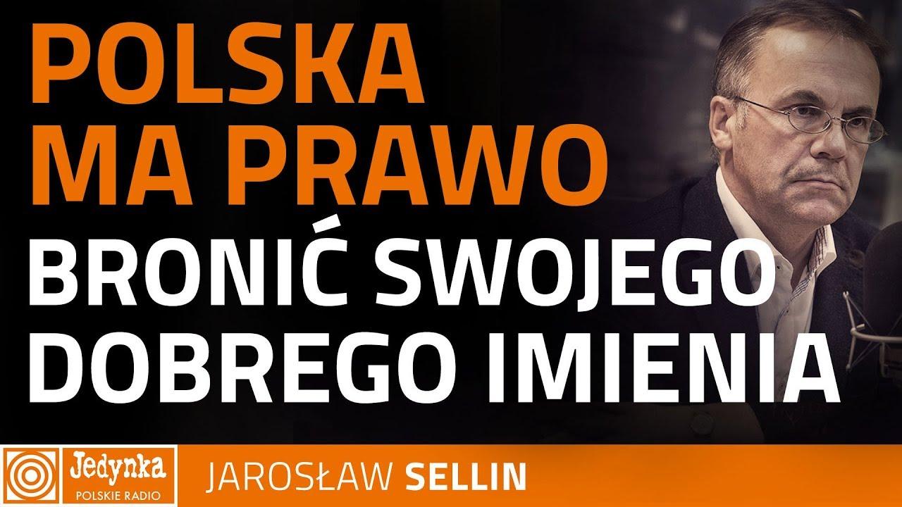 Jarosław Sellin: kto zaprzecza Holokaustowi, podlega karze
