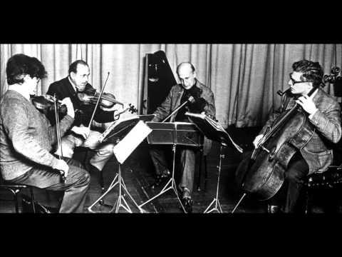 Mozart - String quintet K.515 - Amadeus SQ / Aronowitz Cologne 1953