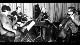 Mozart - String quintet K.515 - Amadeus SQ / Aronowitz 1953