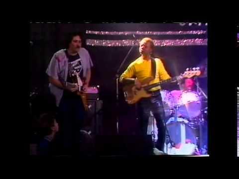 John Mayall & The Bluesbreakers. Live in Copenhagen 1987