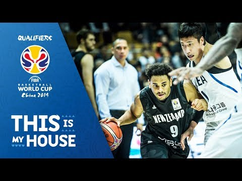 HIGHLIGHTS: New Zealand vs. Korea (VIDEO) February 26 | Asian Qualifiers