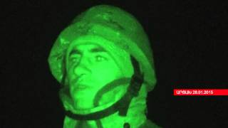 ինչպես են մեր զինվորները կանխում թշնամու ակտիվությունը բացառիկ կադրեր սահմանից aysor atv