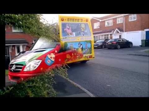 Ice Cream Van Compilation Part 2