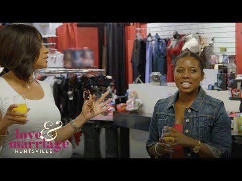 Kimmi Introduces Latisha to Kegel Balls   Love and Marriage: Huntsville   Oprah Winfrey Network