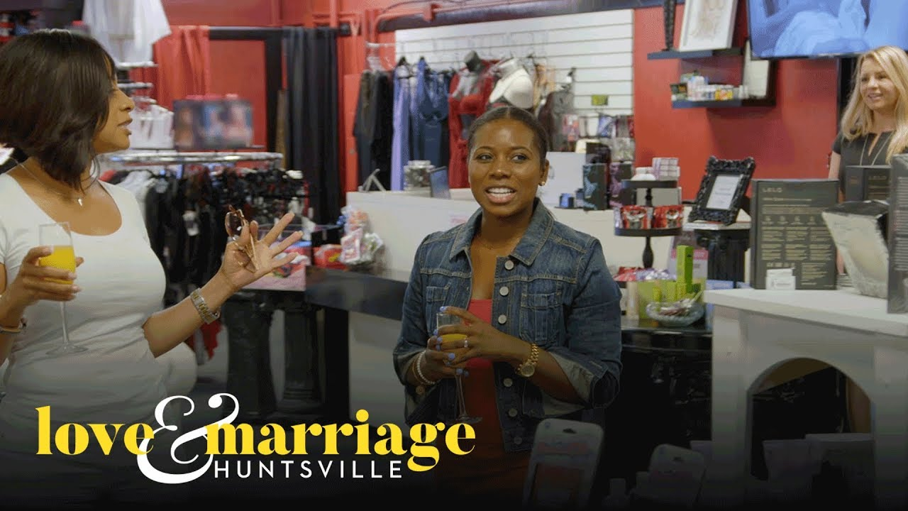 Kimmi Introduces Latisha to Kegel Balls | Love and Marriage: Huntsville | Oprah Winfrey Network
