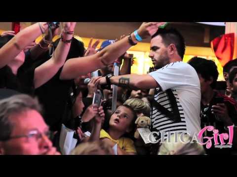 Selena Gomez, her fans, Grapevine Mills Mall & Monte Carlo!