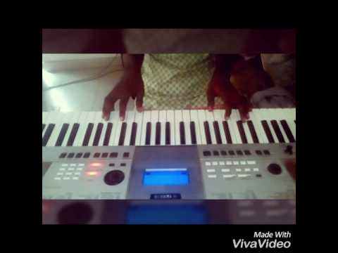 How to play Nokia Ringing tune on the keyboard key C
