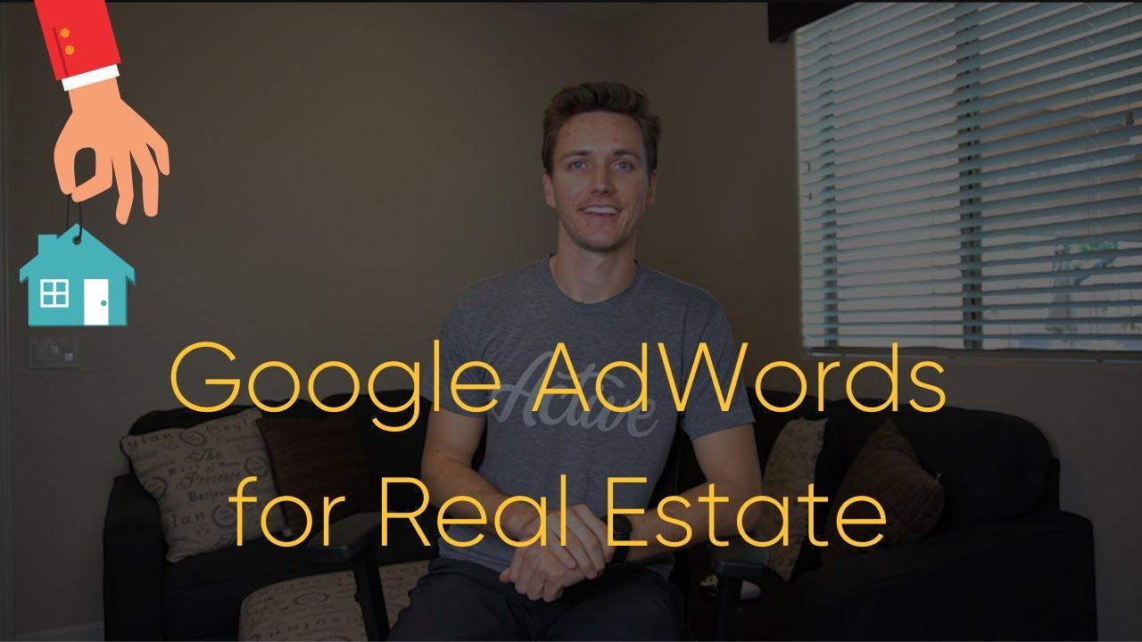 Google AdWords for Real Estate Agents & Investors