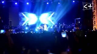 Download Isyana Sarasvati - Tetap Dalam Jiwa  (Live Jatim Fair 2016 Grand City Surabaya)