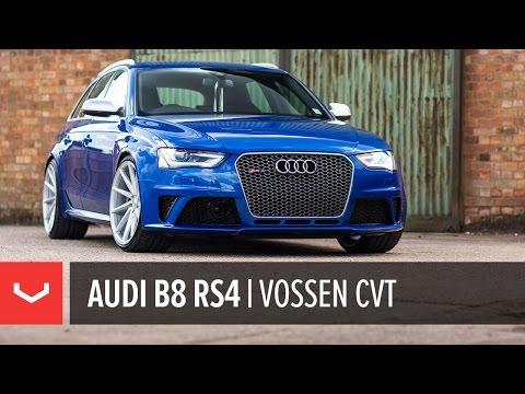 Audi B8 RS4 Avant | Vossen CVT