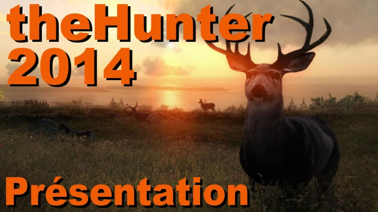 the hunter 2014 le meilleur jeu de chasse pr sentation fr youtube. Black Bedroom Furniture Sets. Home Design Ideas
