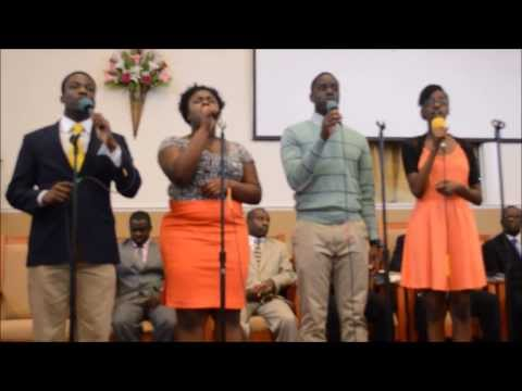 Quad Harmony- I Believe In a Hill Called Mount Calvary