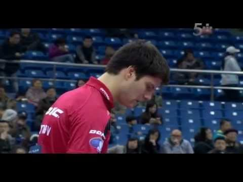 2013 Euro-Asia (D1/M4): Chuang Chih-Yuan - Ovtcharov Dimitrij [Full Match]