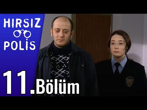 Hırsız Polis 11.Bölüm