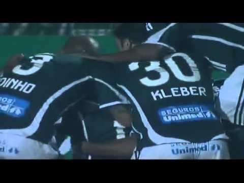 Os gols de Palmeiras 2x1 Santos (Campeonato Brasileiro 2010 (8°Rodada))